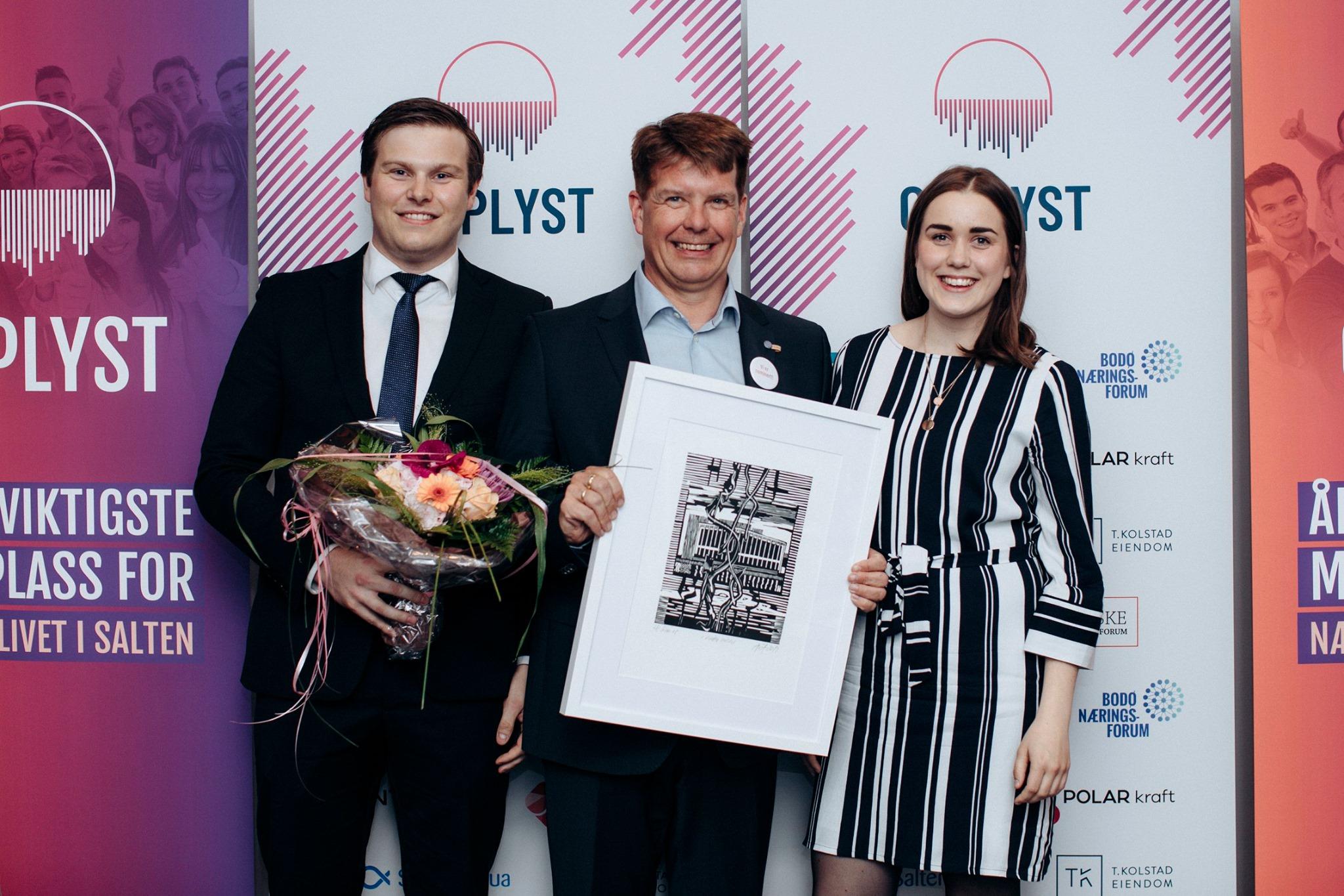 I-vindenprisen 2019